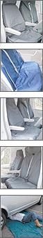 See below for heavy duty seat covers